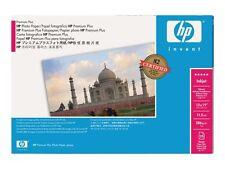 HP Premium Plus Photo & Proofing Gloss Q5486A 25 Sheets Inkjet