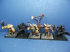 Rar! 5 golgfags ogros el mercenario