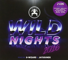 Various Artists - Wild Nights 2016 [New & Sealed] 2 CDs