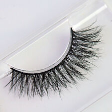 100% Real Mink Luxurious Natural Thick soft eye lashes False eyelashes Hand made