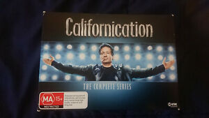 Californication The Complete Series Collection DVD Season 1-7