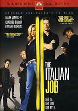 The Italian Job (DVD, 2003, Widescreen)