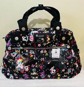 Koi Tokidoki *Unicorno Dreaming* Utility Tote Bag *NEW WITH TAGS* Blue Inside
