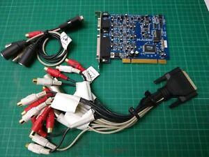 M-Audio Delta 1010LT 10-in 10-out PCI Virtual Studio sound card