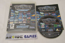 SEGA MEGADRIVE ULTIMATE COLLECTION PLAYSTATION 3 PS3 COMPLET (envoi suivi)