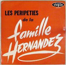 Les péripéties de la Famille Hernandez 33 tours