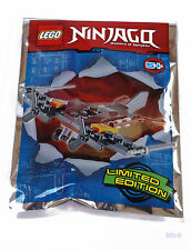 LEGO Ninjago-pirates combattants pirate Fighter Limited Edition 891619 NEUF (a24