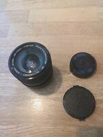 Vivitar 28-70 mm  MC MACRO FOCUSING ZOOM OLYMPUS OM Japan