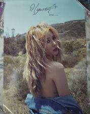 HyunA Mini Album Vol. 4 A+ 2015 Taiwan Promo Poster (4MINUTE)