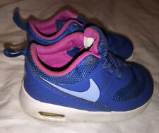 Nike Air Max Thea Toddlers 843748-404 Blue *slip on* Infant Shoes Girls Size 5C
