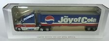 "Liberty Classics Pepsi ""The Joy of Cola"" Die Cast Metal Kenworth Truck Trailer"