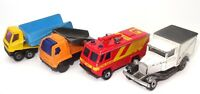 LESNEY MATCHBOX SUPERFAST GROUP 4 COMMERCIAL VEHICLES -  bh2