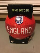 England Logo Nike Soccer Ball Size 5