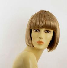 short wig for women light blond blond copper wick clear ref: elisa 27t613 PERUK