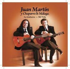 Juan Martín and Chaparro de Málaga - La Guitarra  Mi Vida [CD]
