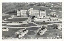 Real Photo Postcard Veteran's Hospital in Seattle, Washington~130611