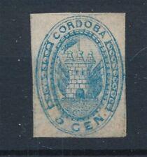 [51204] Argentina Cordoba 1858 good Mint no gum Very Fine stamp