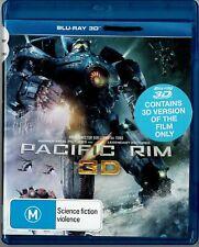 Pacific Rim 3D BluRay - Ex Rental
