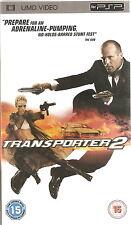 TRANSPORTER 2 - Jason Statham, Alessandro Gassman, Kate Naita (UMD for PSP 2008)