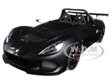 LOTUS 3-ELEVEN MATT BLACK 1:18 MODEL CAR BY AUTOART 75391