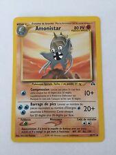 Carte Pokemon Amonistar Neo Discorvery wizard  43/75 Française peu commune
