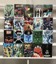 Astro City Image  Vertigo  20 Lot Comic Book Comics Set Run Collection Box