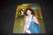 No Angels Jessica choix Jess signed autographe sur 20x25 cm photo inperson Look