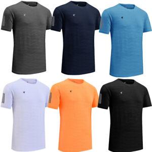 Men's Casual Sport Polos T-shirt Tank Top Button Workout Sportswear Classic Tee