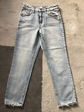 River Island High Rise Mom Jeans Size 8R