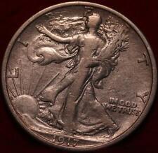 1917-S San Francisco Mint Silver Walking Liberty Half