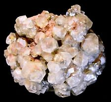 """WOW!! RARE GIANT (2.8 LBS!!) Red """"PHANTOM"""" BENZ CALCITE (Tucson Mineral Show!)"""