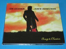 Dave Edmunds / On Guitar... Dave Edmunds: Rags & Classics (EU 2013) - CD
