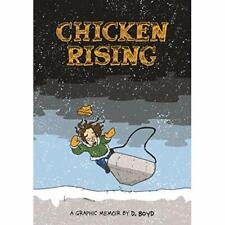 Chicken Rising - Paperback / softback NEW Boyd, D 23/04/2019