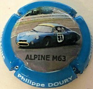 Capsule de champagne DOURY Philippe (Alpine M63)