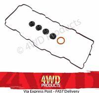 Rocker/Valve/Tappet Cover Gasket SET - for Nissan Patrol GU 3.0TDi ZD30 (00-07)