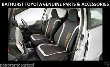 Grey Neoprene Seat Covers