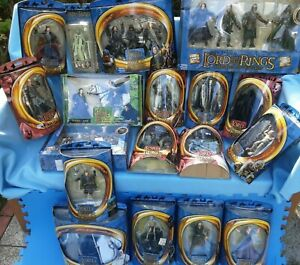 Top ! The Lord of the Rings- ToyBiz - Auswählen 10 -17cm Figuren -Heer der Ringe