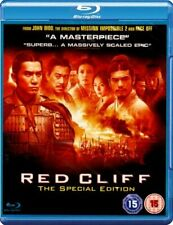 Red Cliff [Special Edition][Blu-ray] [2008] [DVD][Region 2]