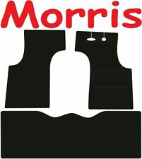 Morris Minor DELUXE QUALITY Tailored mats 1956 1957 1958 1959 1960 1961 1962 196