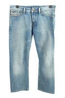 Vintage Diesel Rayan Mid Waist Unisex Denim Jeans Size W34 L30 Blue - J4473