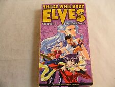Those Who Hunt Elves, Chapter 2 [VHS] Those Who Hunt Elves VHS Tape