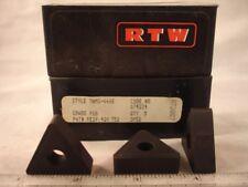 TNMG 666E 918 RTW Carbide Inserts (5pcs) 1381