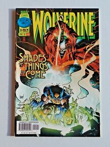 Marvel Comics X-Men Wolverine #111 March 1997 Shades Of Things to Come  6572