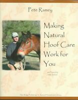 Making Natural Hoof Care Work for You, Paperback by Ramey, Pete, Like New Use...