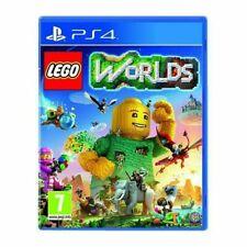 Lego Worlds PS4 New Sealed