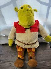 "Dreamworks Macys 2007 Shrek Plush Large 18 "" from Shrek the Halls Stuffed Toy"