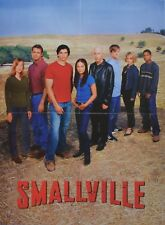 SMALLVILLE - A2 Poster (XL - 42 x 55 cm) - Film Plakat Clippings Sammlung NEU