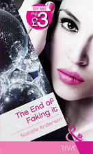 MILLS AND BOON __ THE END OF FAKING IT __ BRAND NEW  __ FREEPOST UK