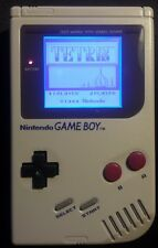 Game Boy Original DMG - 01  Backlight - Bivert White
