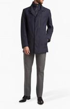 Hugo Boss Detachable Collar Coat $650 SIZE XL